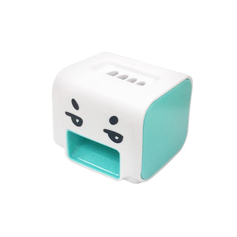 FJ網路爆款USB全自動瓜子去殼機C02防疫追劇必備 青春藍