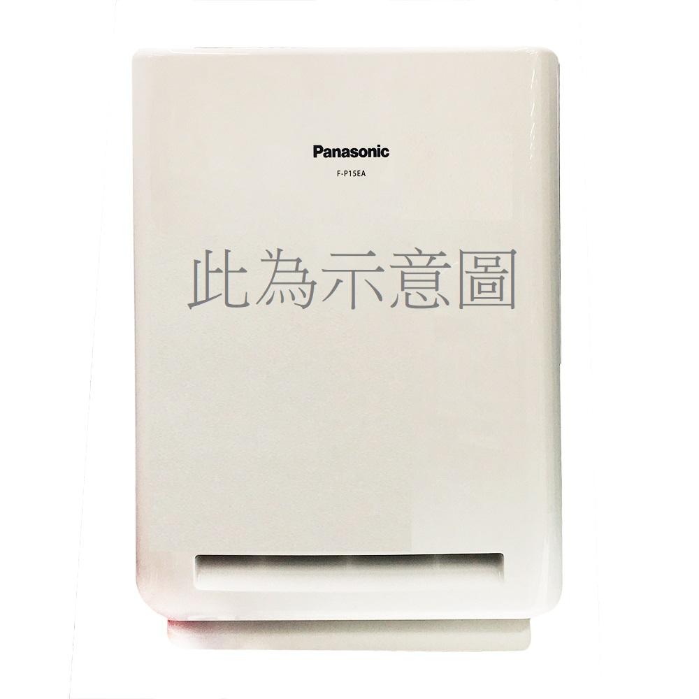 【Panasonic 國際牌】負離子 5坪 空氣清淨機 F-P25EH