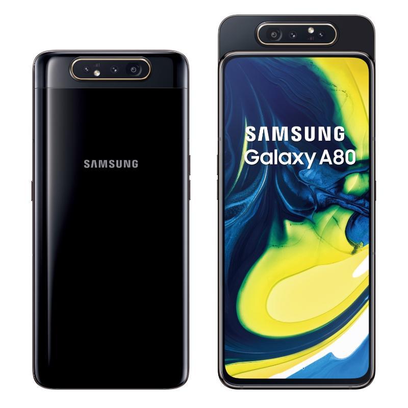 Galaxy A80 SM-A805 極鏡黑