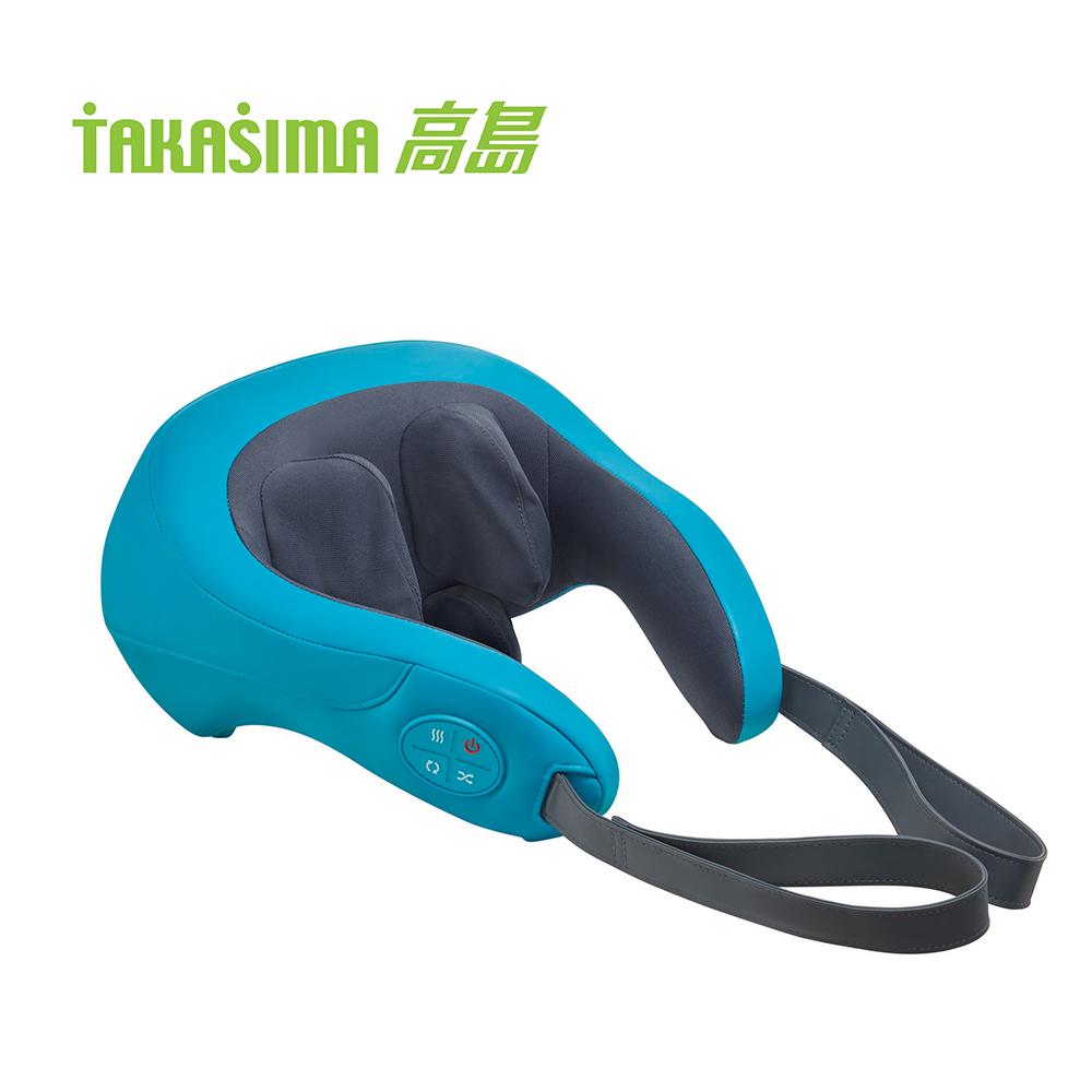 【TAKASIMA 高島】愛舒服3D揉感披肩(肩頸/背部/臀部/腰部/腹部/腿部按摩)