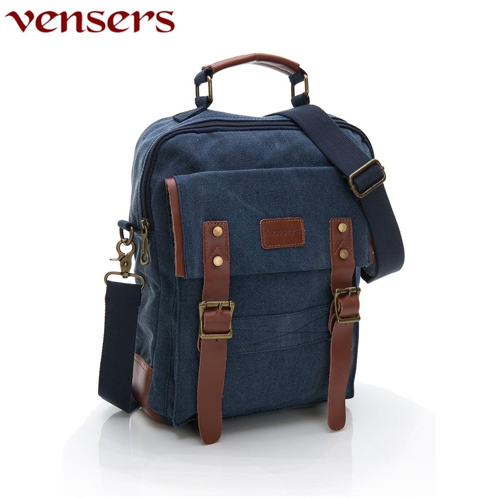【vensers】新潮流行包系列~後背包(D030104寶藍)