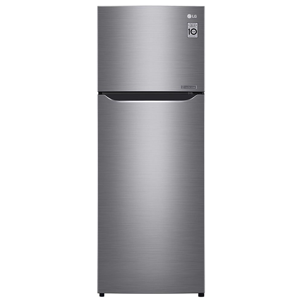 LG 樂金 直驅變頻上下門冰箱 / 星辰銀/208公升 GN-L297SV