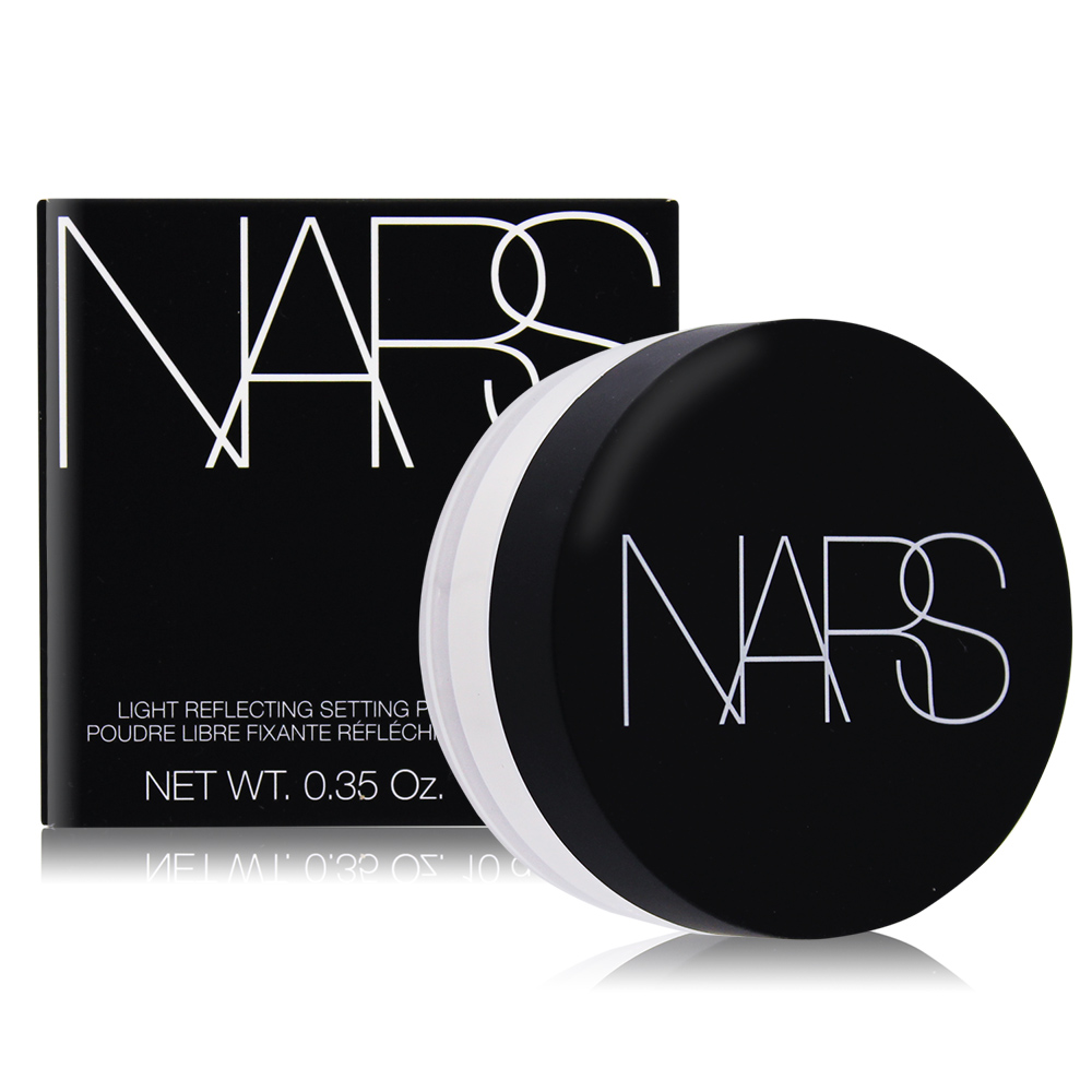 NARS 裸光蜜粉 CRYSTAL #1410(0.35oz/10g)-國際航空版