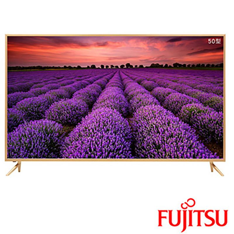 【FUJITSU富士通】50型4K智慧連網液晶顯示器(V50T-1R)