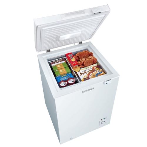 【Panasonic國際牌】100L掀蓋式冷凍櫃 NR-FC100-W