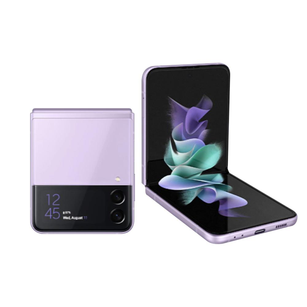 SAMSUNG三星 Galaxy Z Flip3 5G (8G/128G) 折疊手機_日落紫