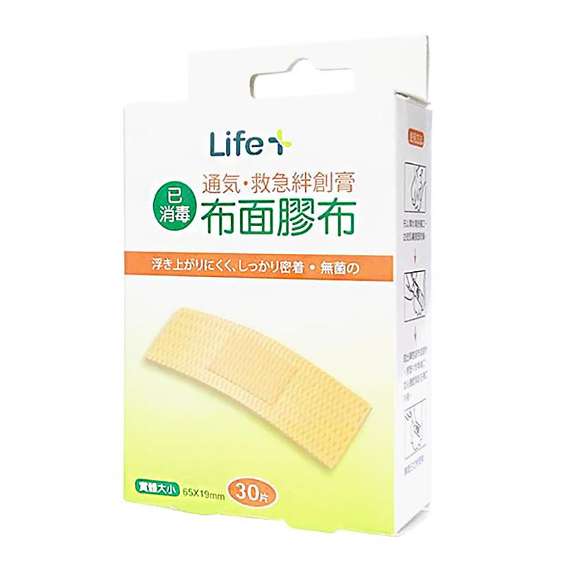 Life彈性布面膠布30片x3盒