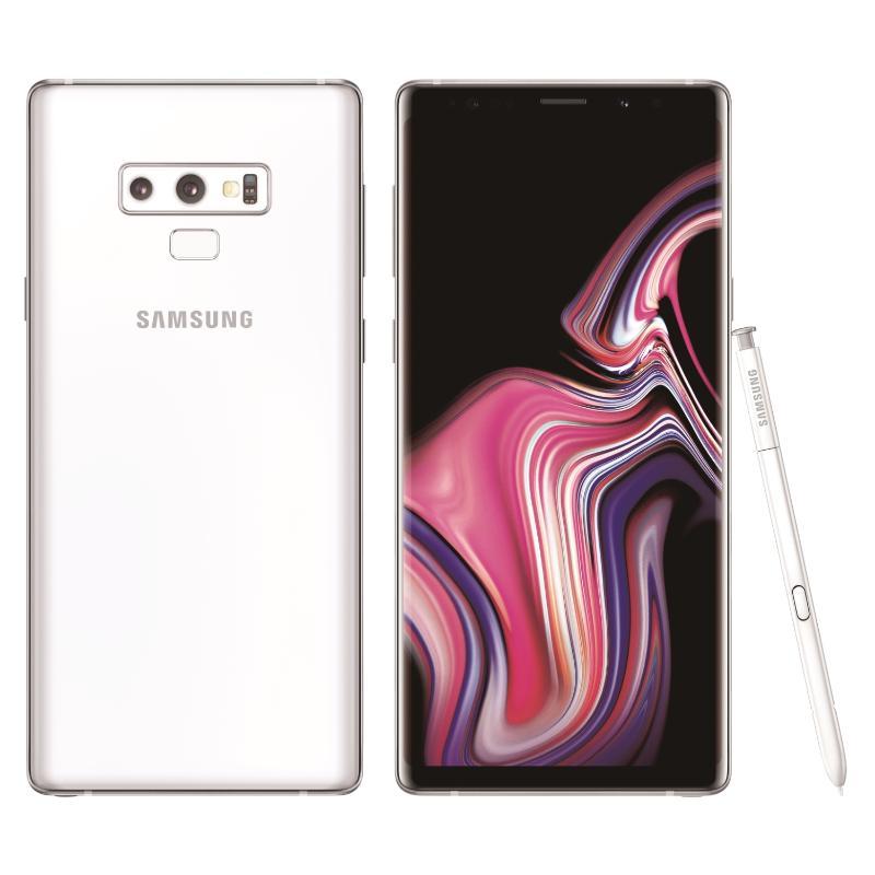 SAMSUNG Galaxy Note9 128G SM-N960【初雪限定】