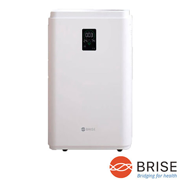 BRISE C600 抗過敏最有感的空氣清淨機 (C200可參考,旗艦機種再升級) 送萊卡除菌生飲壺