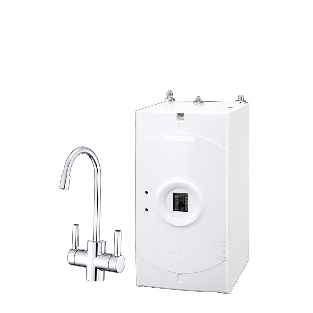 (全省安裝)櫻花加熱器(與P0623同款)淨水器P-0553A