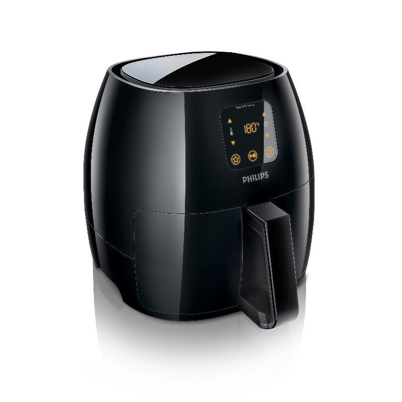 Philips 數位觸控健康氣炸鍋 HD9240 再送三項好禮