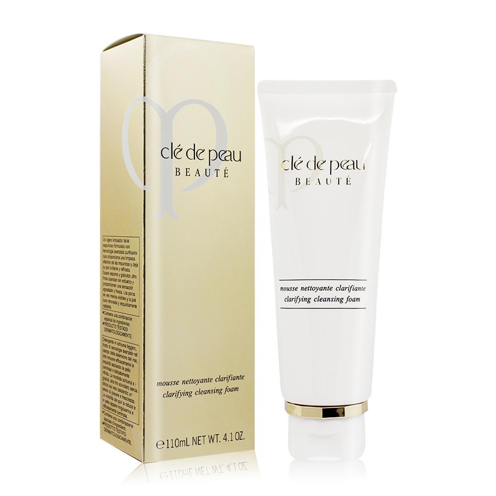 cle de peau 肌膚之鑰 光采淨透潔膚皂(110ml)-國際航空版