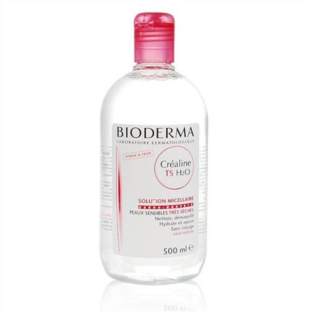 BIODERMA Crealine(TS)高效潔膚液 500ml - 極乾性肌膚適用
