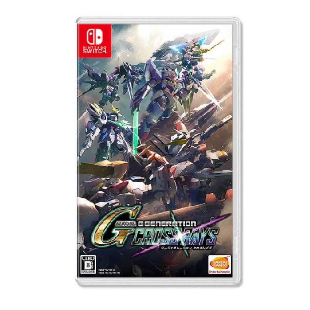 Nintendo Switch SD鋼彈G世代 火線縱橫 中文版