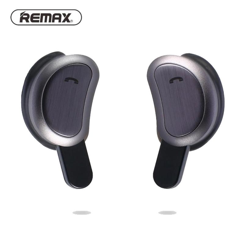 REMAX TWS-1 無線雙耳藍牙運動耳機-黑色
