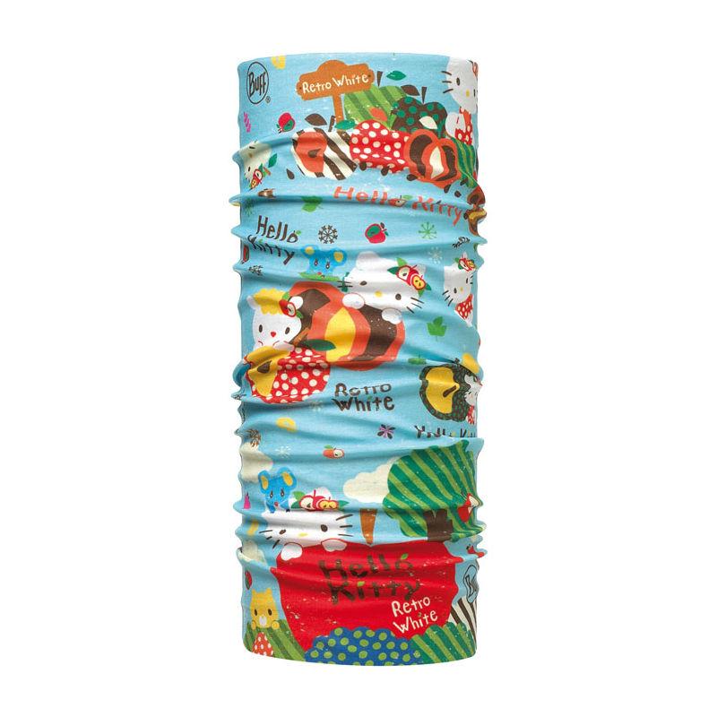 【西班牙 BUFF】蘋果樂園 KITTY頭巾