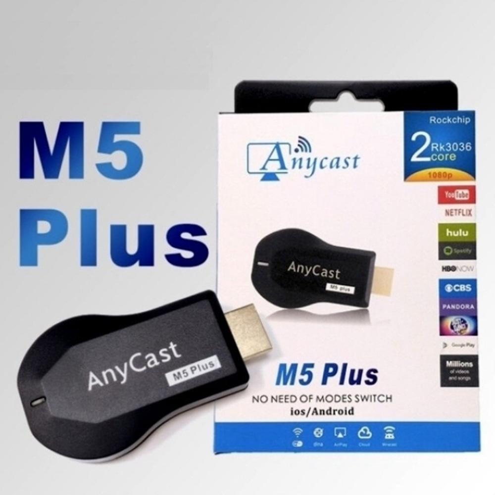 電視棒 M5 Plus 無線HDMI/手機電視/無線影音傳輸