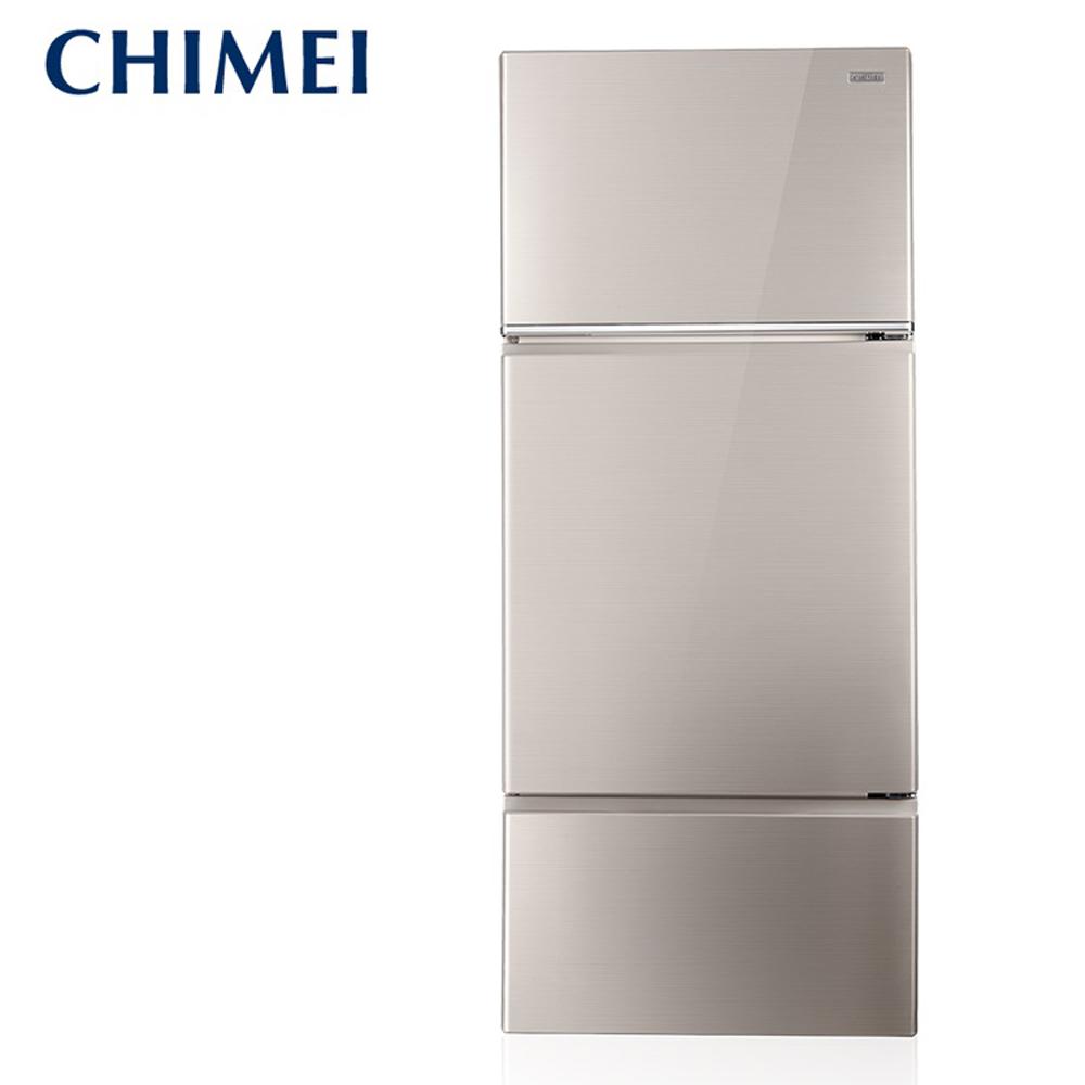 【CHIMEI奇美】481公升一級變頻三門冰箱(UR-P481VC) 送基本安裝