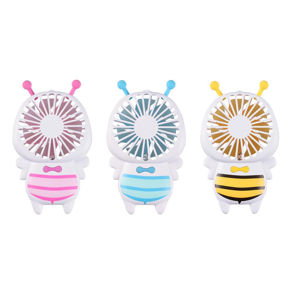 小蜜蜂 LED 風扇(藍色)