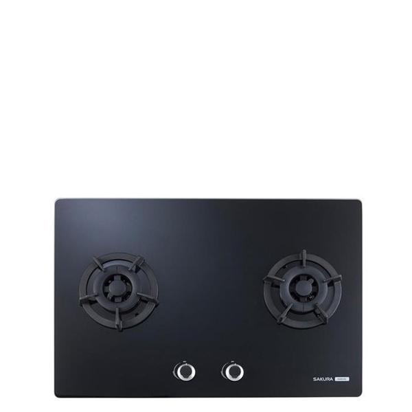 (全省安裝)櫻花雙口檯面爐(與G-2623GB同款)瓦斯爐天然氣G-2623GBN