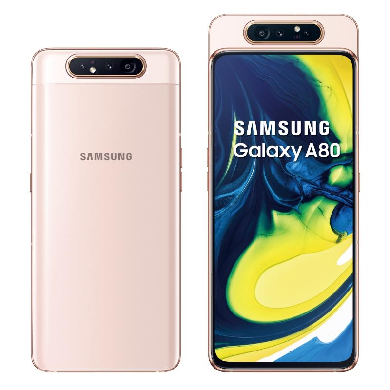 Galaxy A80 SM-A805 極鏡金
