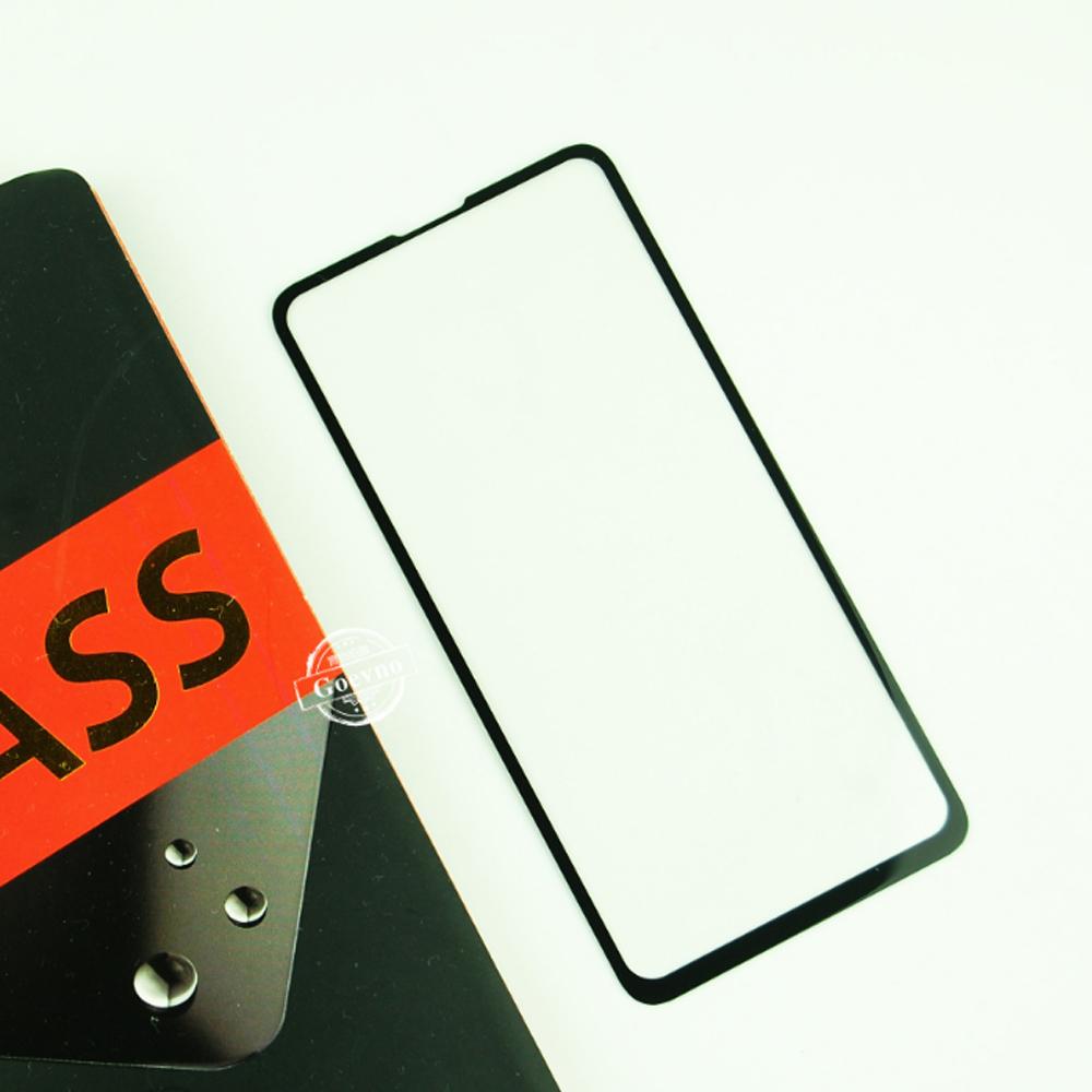 Goevno SAMSUNG Galaxy S10e 滿版玻璃貼(黑色)