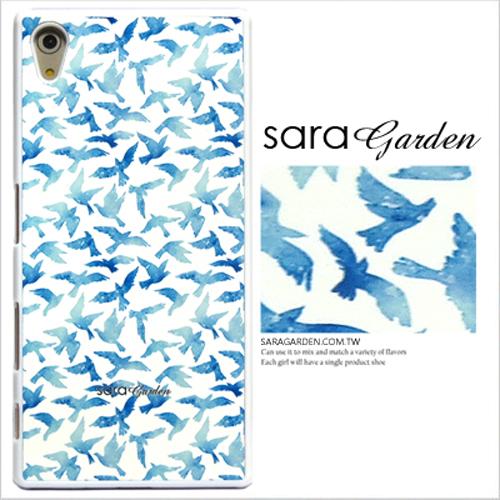 客製化 原創 Samsung 三星 S6 手機殼 白硬殼 飛翔海鷗