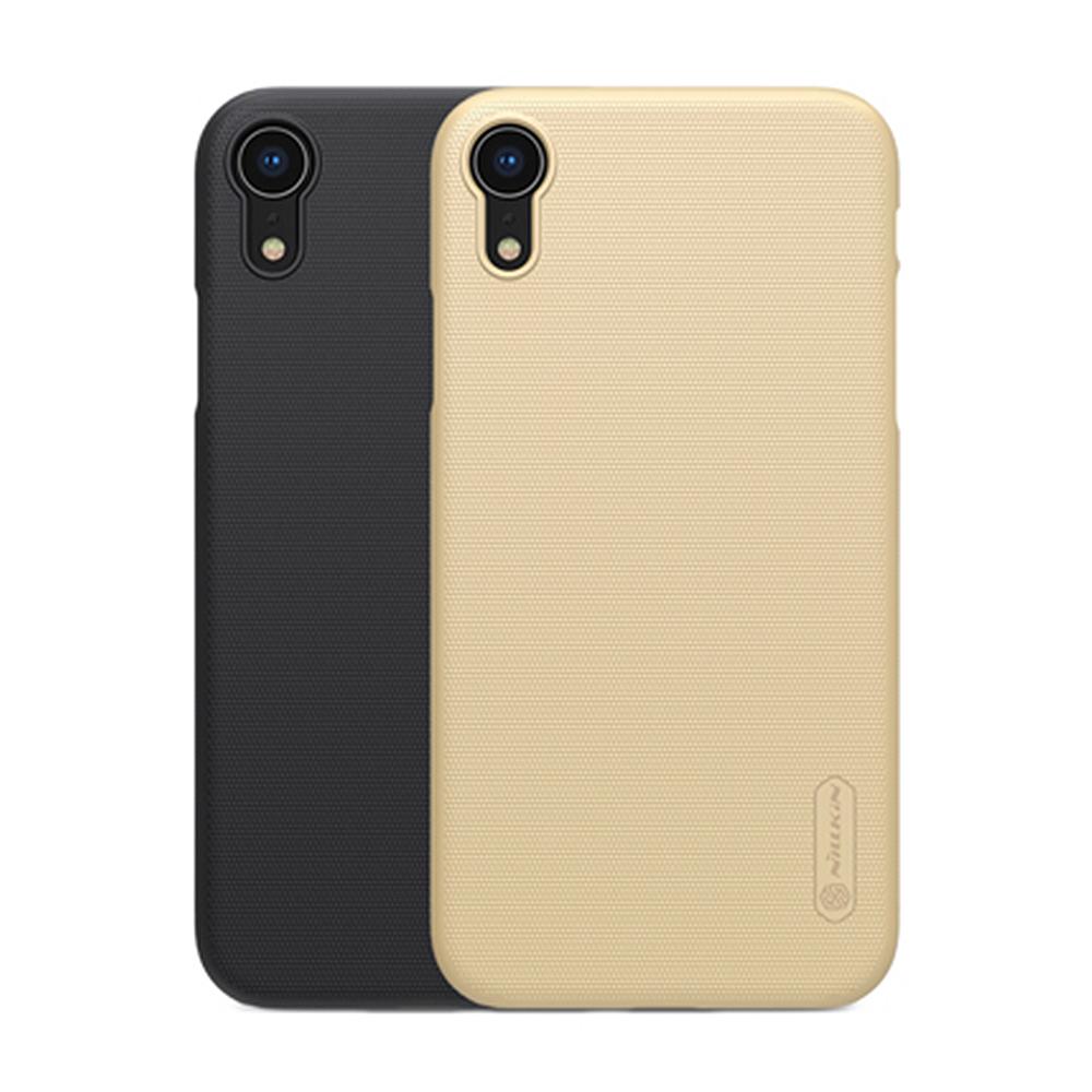 NILLKIN Apple iPhone XR 超級護盾保護殼(無孔)(金色)