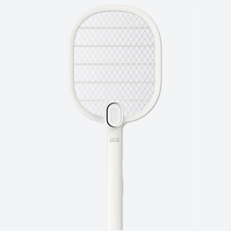 MEGA KING 美型USB充電式照明電蚊拍