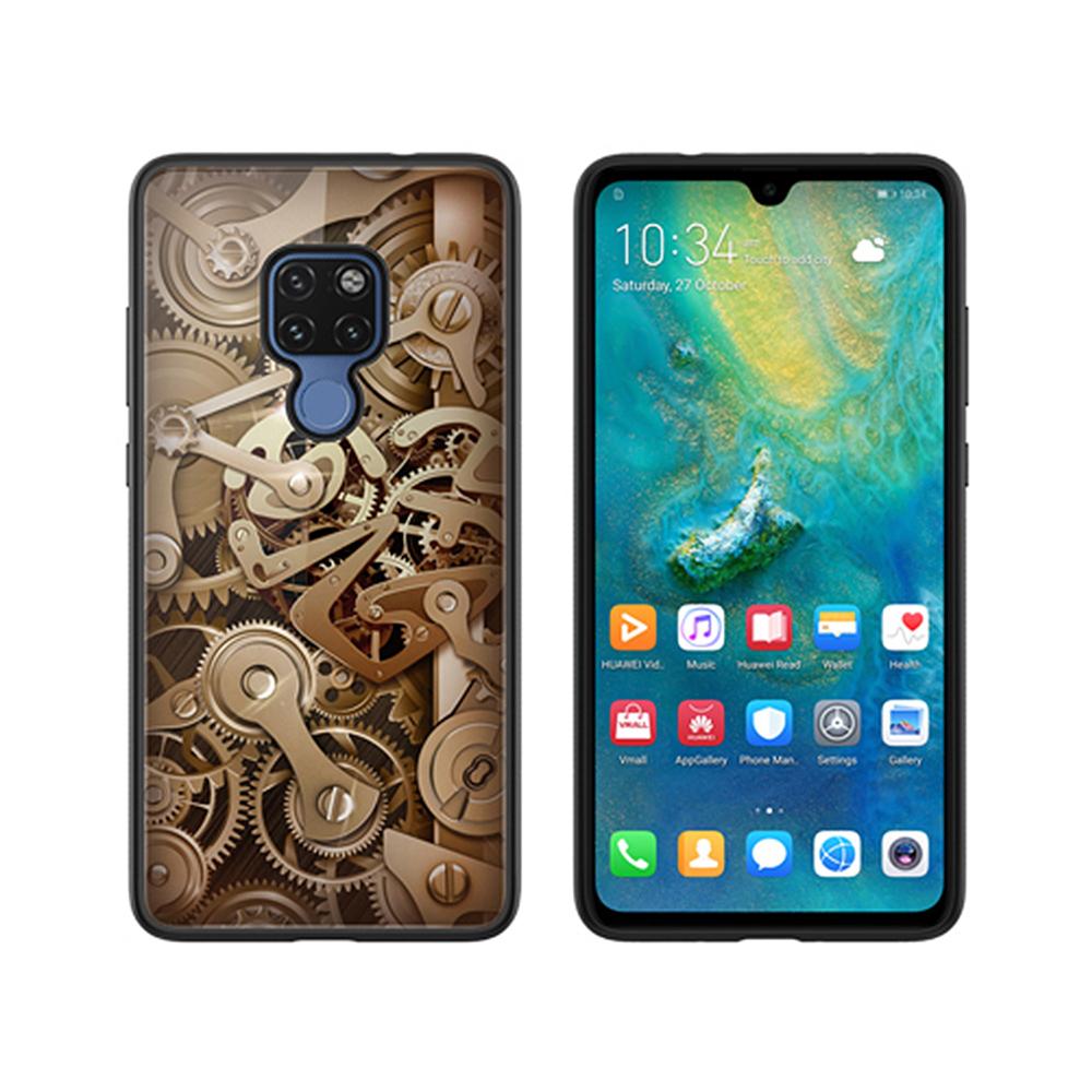 NILLKIN HUAWEI Mate 20 金芯玻璃手機殼