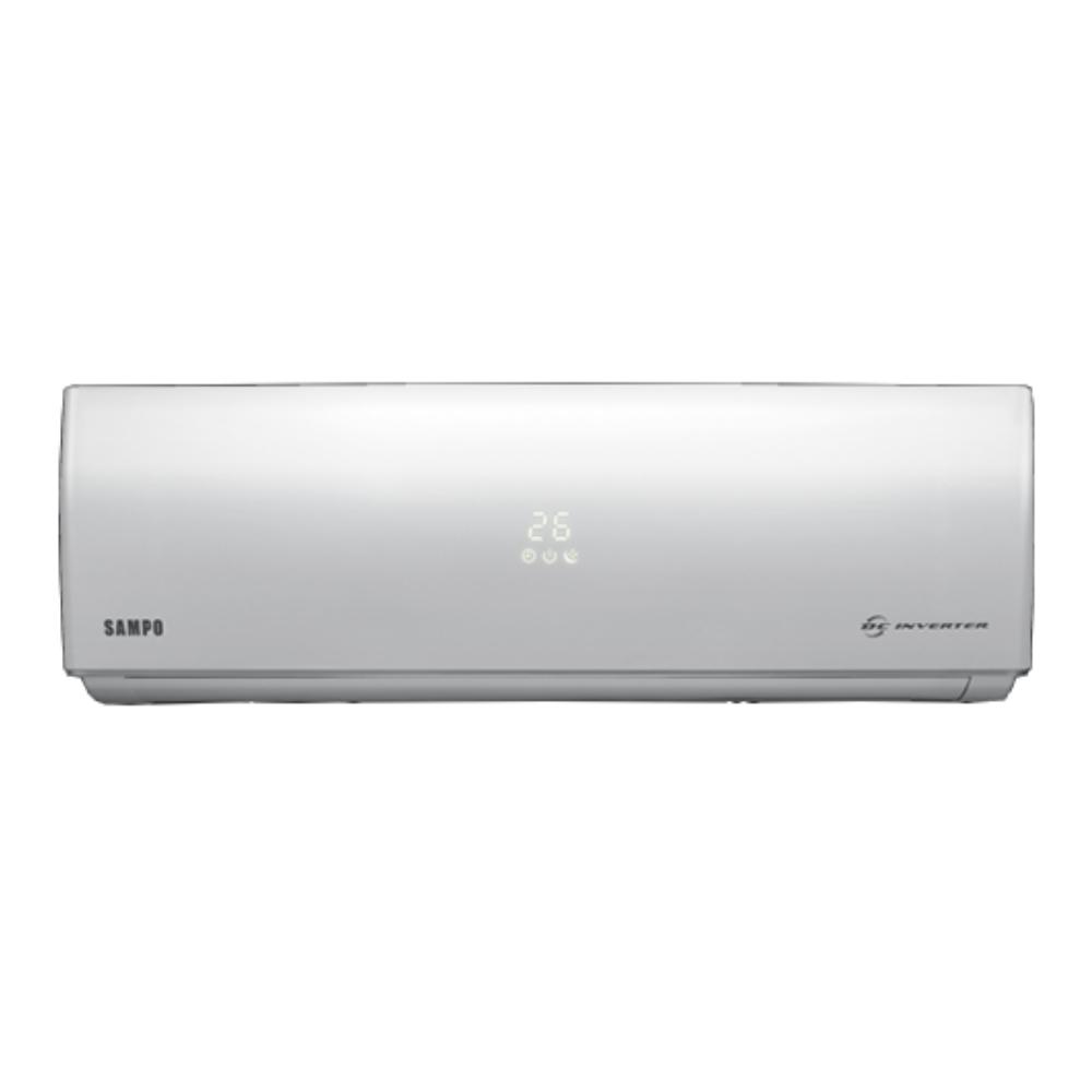 (含標準安裝)聲寶變頻分離式冷氣8坪精品型AU-SF50D/AM-SF50D