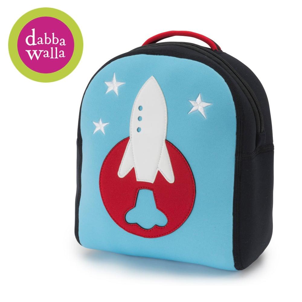 美國Dabbawalla瓦拉包 -火箭防走失兒童後背包