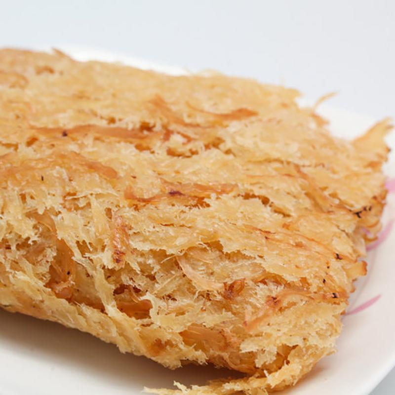 《金梓食品》煙燻魷魚片(180g/包)