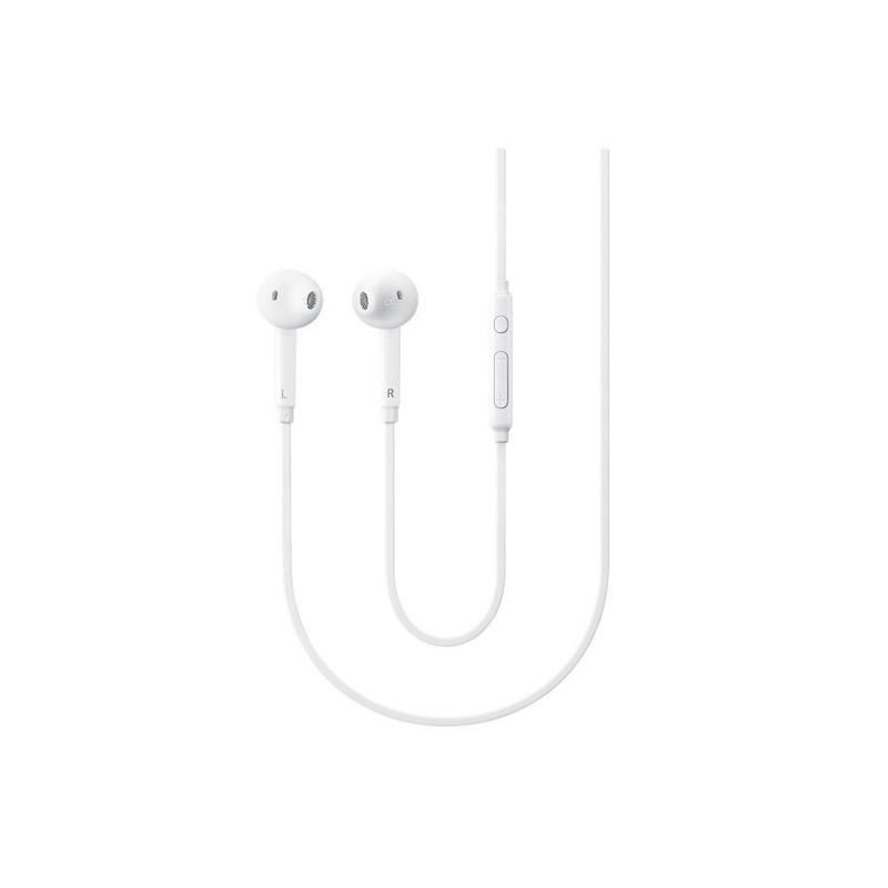 SAMSUNG潮流耳塞式耳機 白