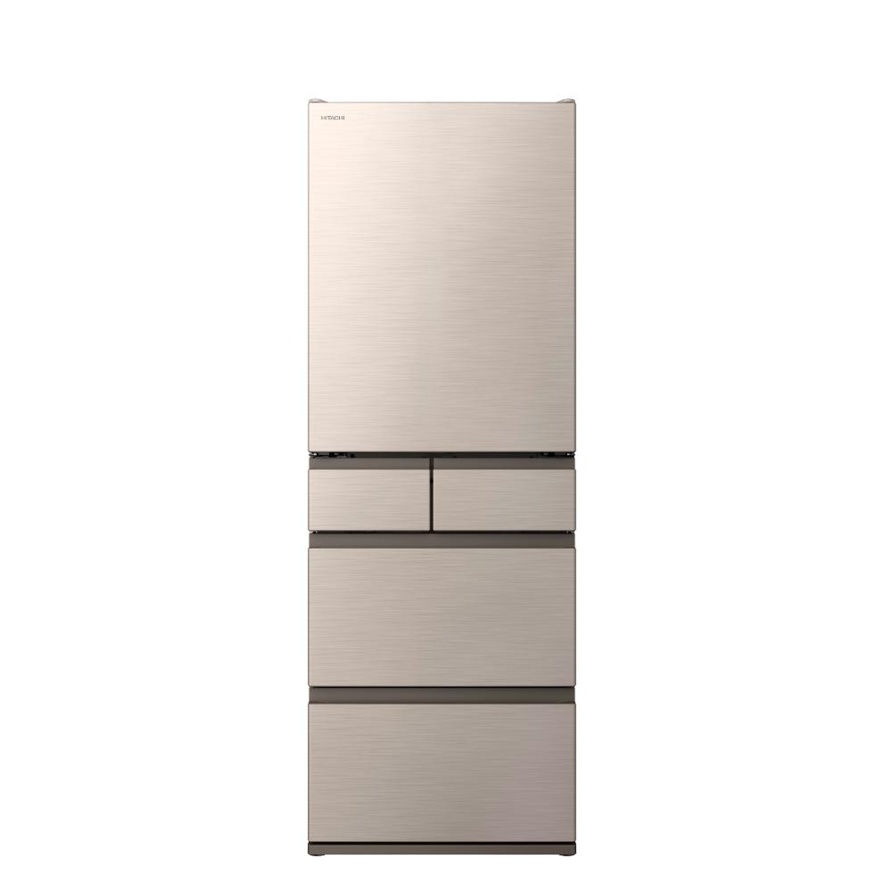 回函贈★日立475公升五門(與RHS49NJ同款)冰箱CNX星燦金RHS49NJCNX