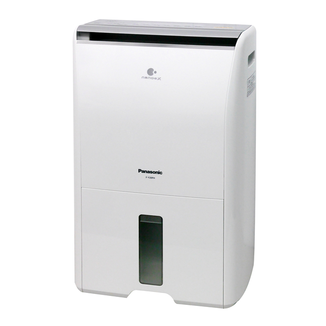 【Panasonic國際牌】10公升ECONAVI空氣清淨除濕機 F-Y20FH