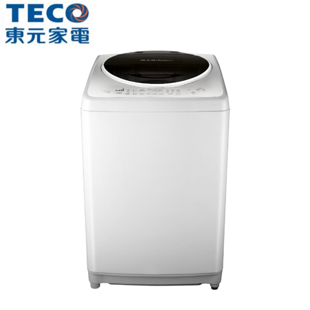 【TECO東元】14公斤變頻洗衣機W1498TXW