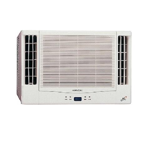 【HITACHI日立】3-5坪雙吹變頻 冷暖窗型冷氣 RA-28NV