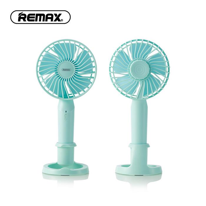 REMAX 香薰支架便攜風扇-藍色