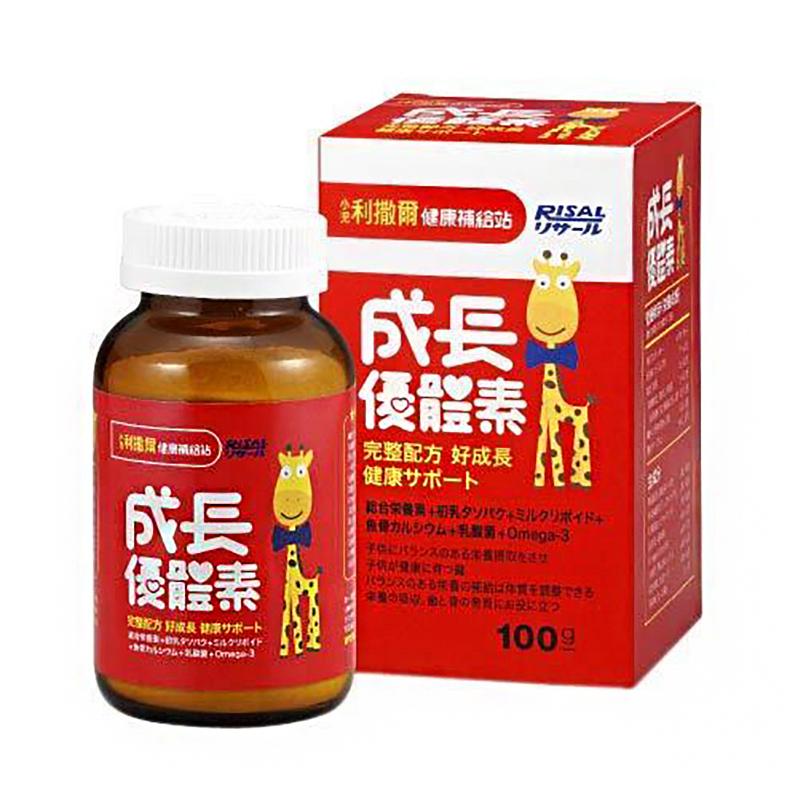 利撒爾成長優體素 150g/瓶