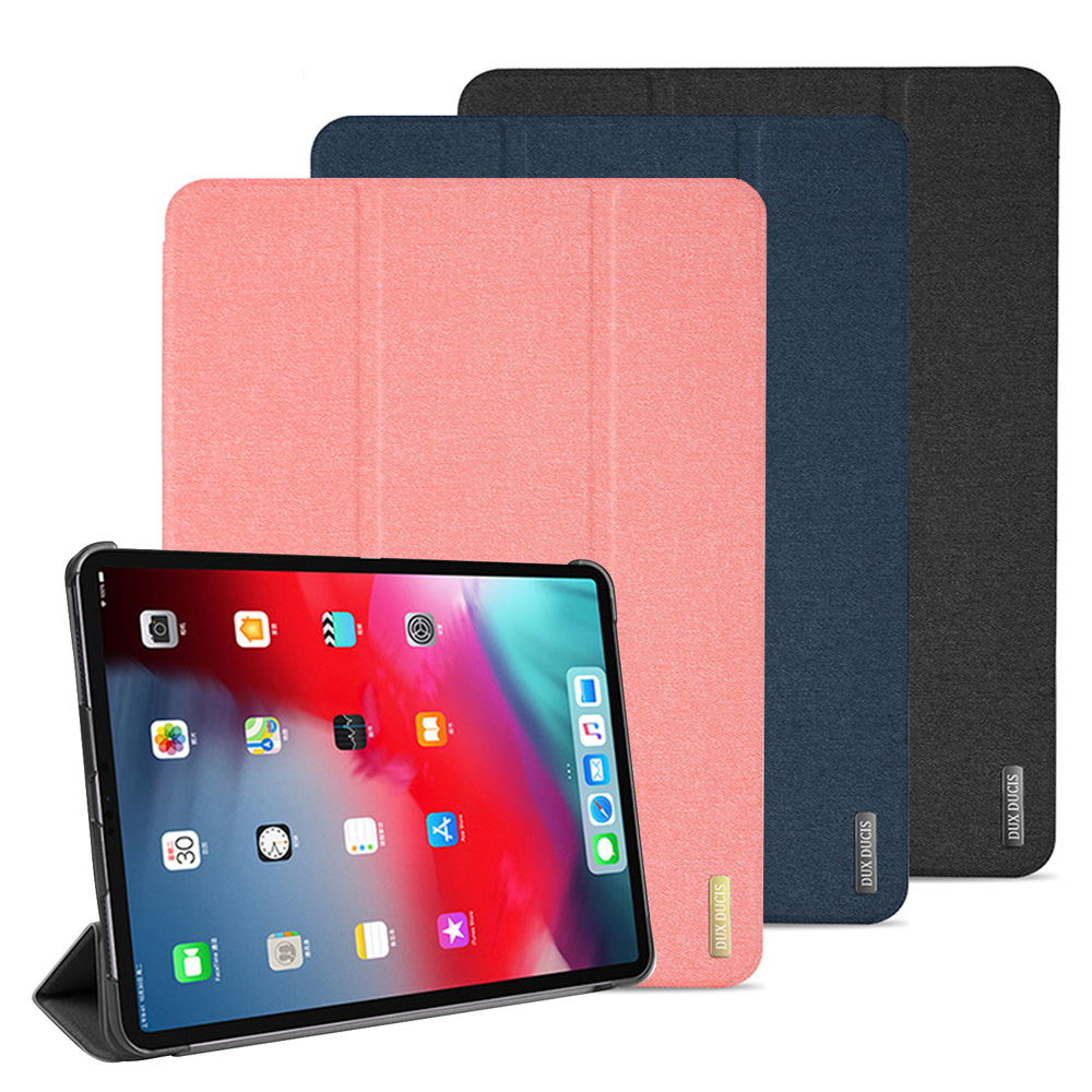 DUX DUCIS Apple iPad Pro 11 (FaceID) DOMO 皮套(粉色)