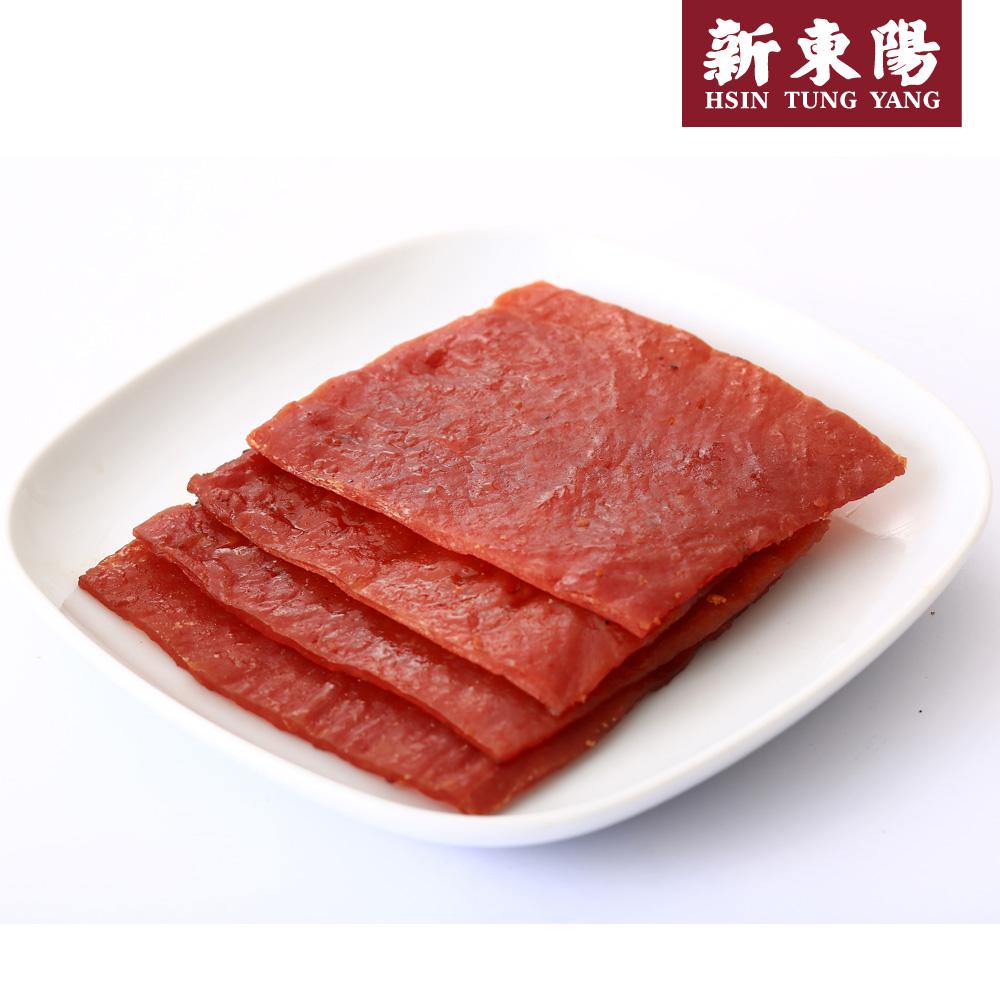 【新東陽】蜜汁豬肉乾(275g*2包),免運