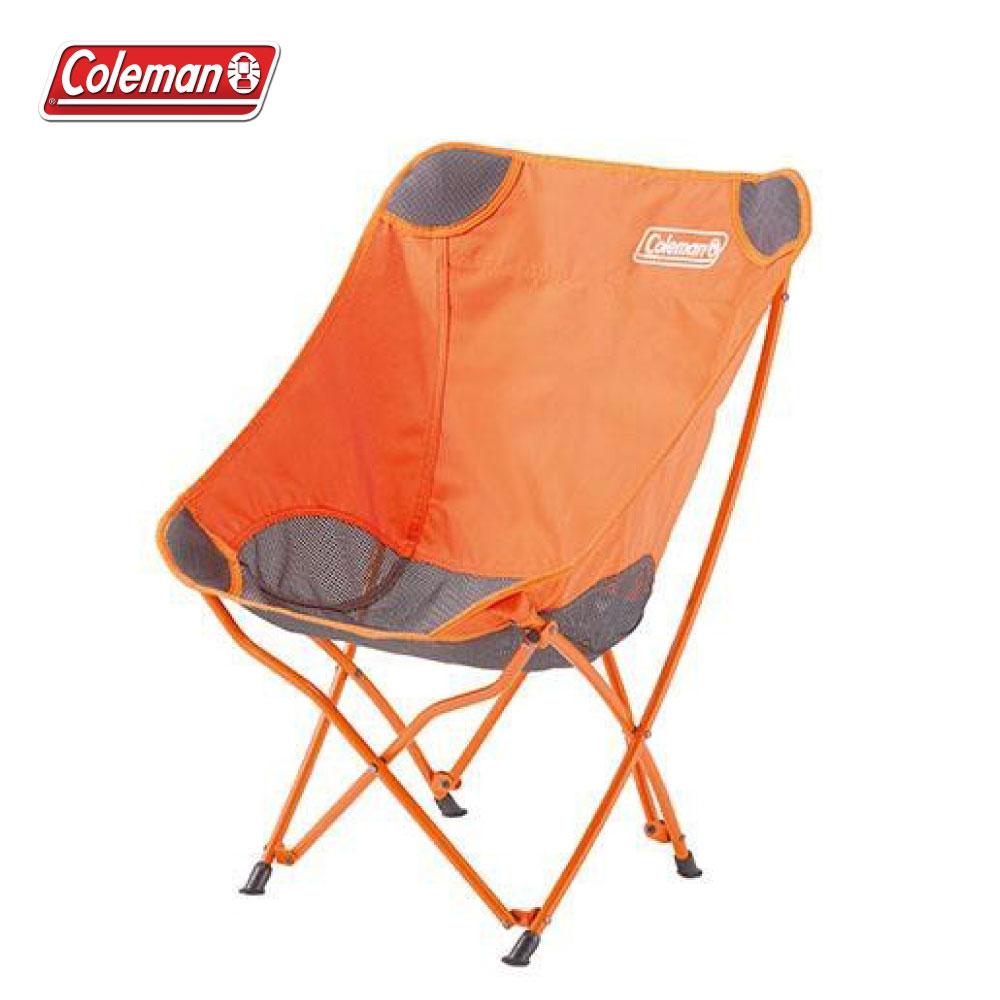 Coleman 杏黃療癒椅 休閒椅 露營椅 摺疊椅 低腳椅 CM-23504