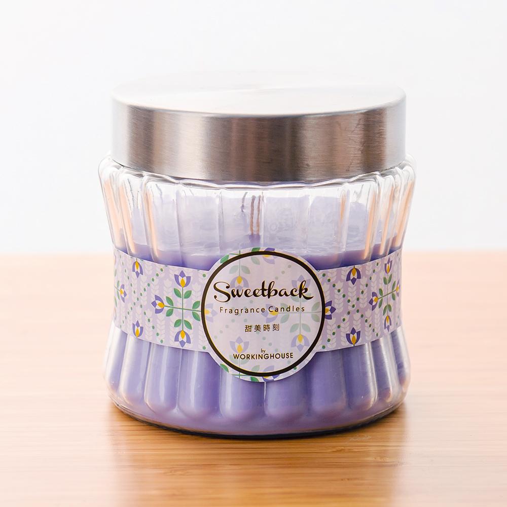 甜美時刻薰紫罐蠟-小-生活工場