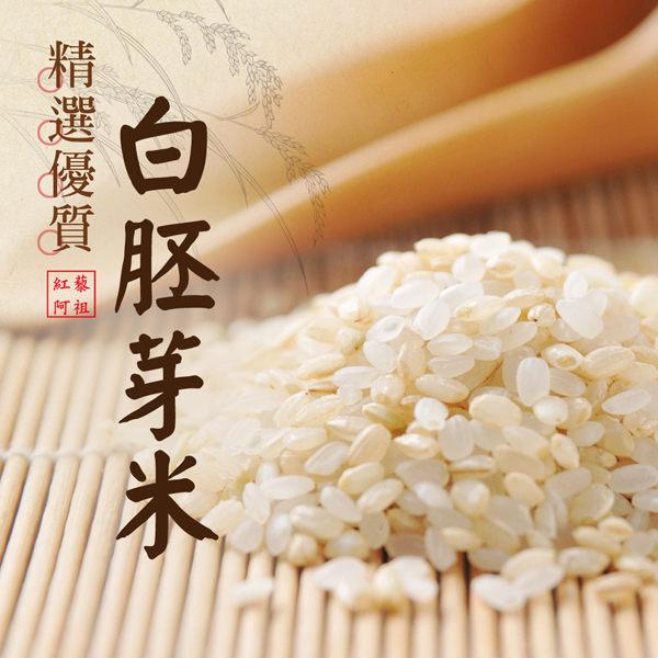 《紅藜阿祖》紅藜白胚芽米輕鬆包(300g/包,共6包)