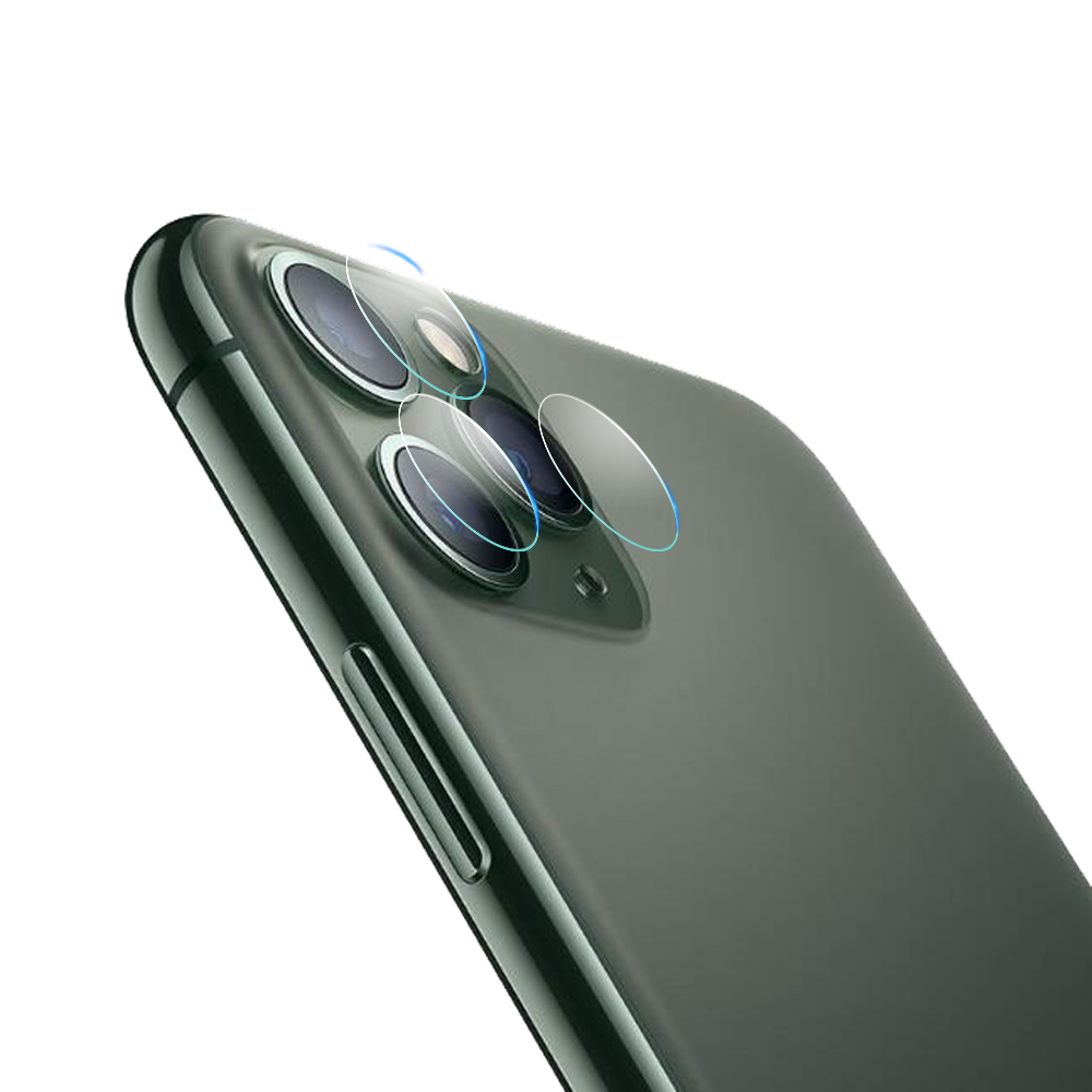 iPhone 11 Pro 5.8吋/ 11 Pro Max 6.5吋 鏡頭專用 高清鋼化玻璃保護貼
