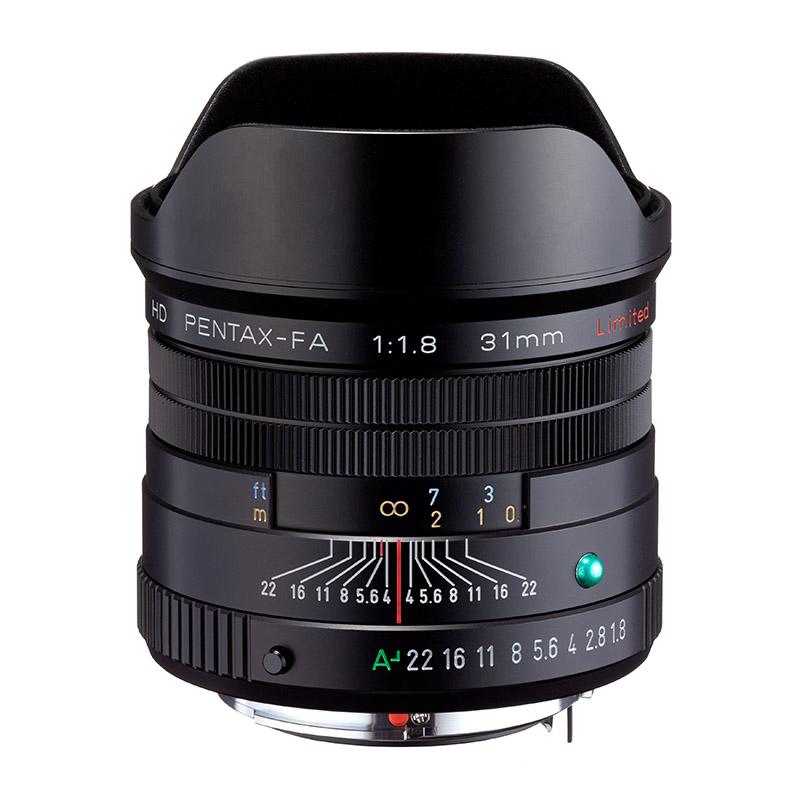 PENTAX HD FA 31mmF1.8 Limited_黑 (公司貨)