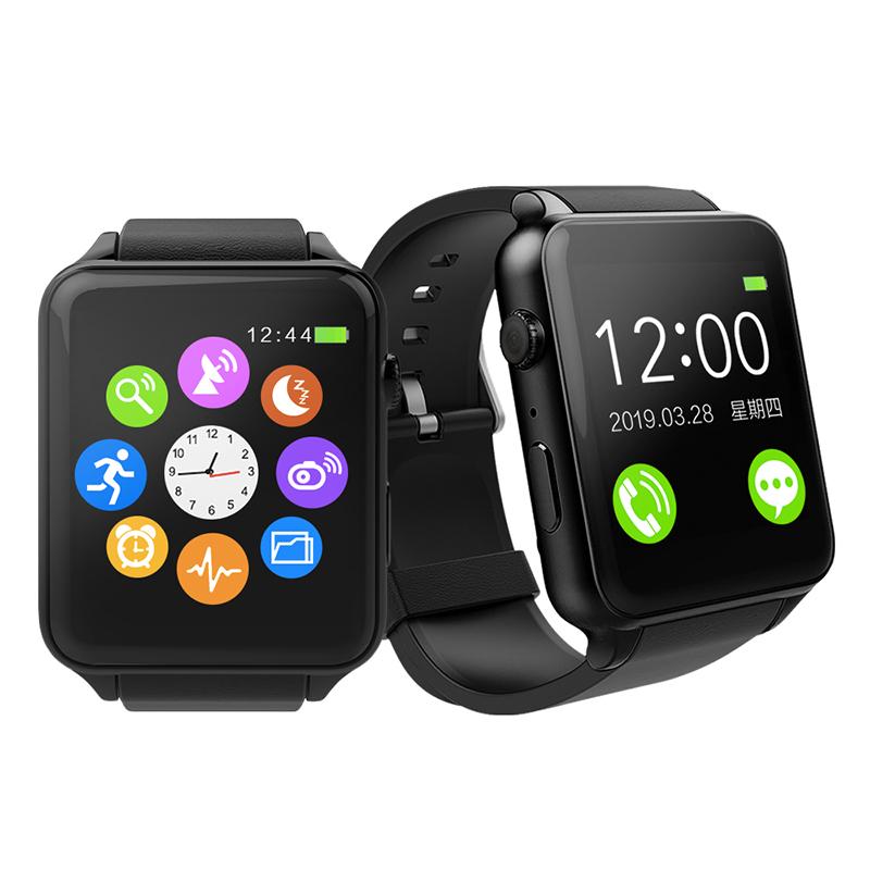 【SmartWatch】可照相金屬質感智能心率手錶S1-曜石黑