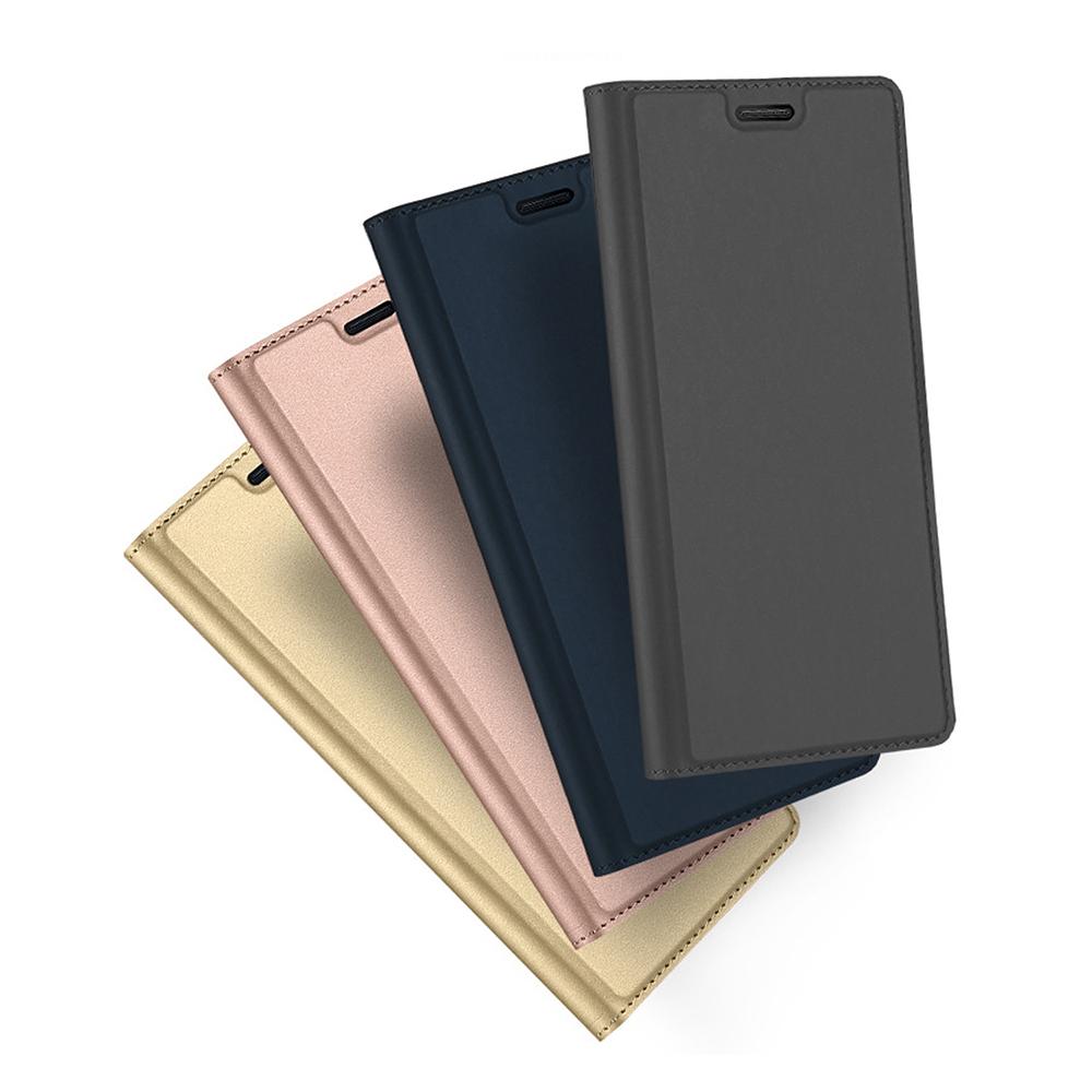 DUX DUCIS SAMSUNG Galaxy Note 8 SKIN Pro 皮套(灰色)