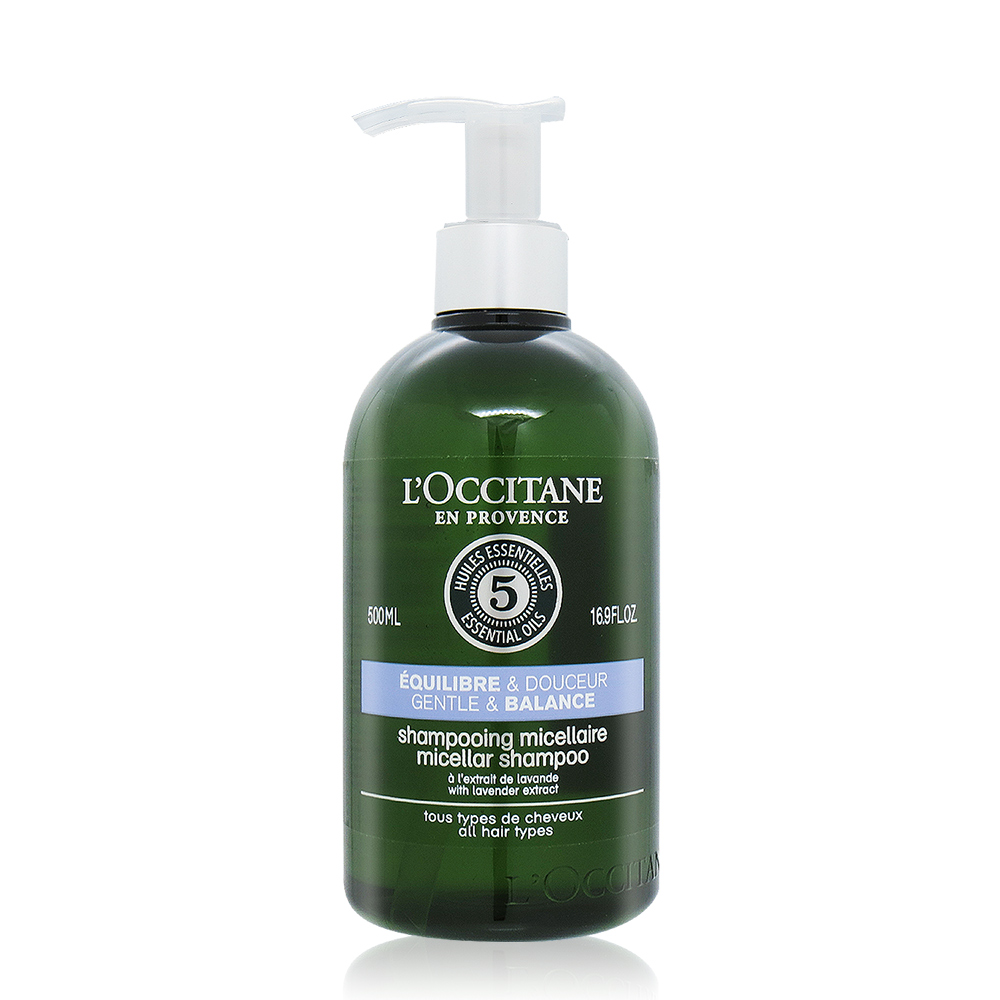 L'OCCITANE 歐舒丹 草本平衡洗髮乳(500ml)-國際航空版